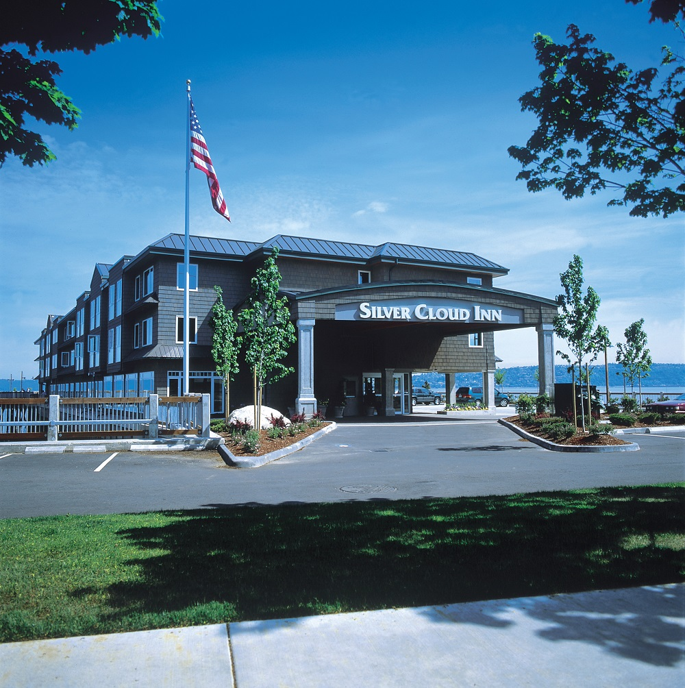 Silver Cloud Hotels And Inns Tacoma