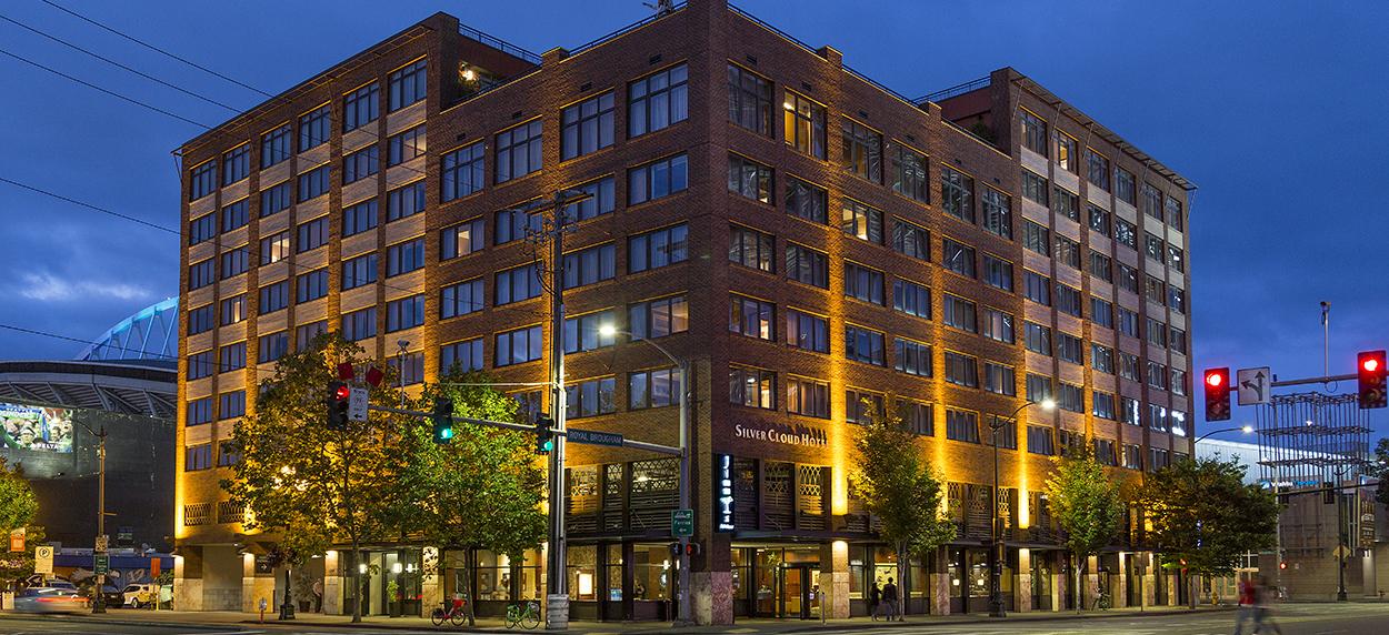 Silver Cloud Inn Hotel Seattle