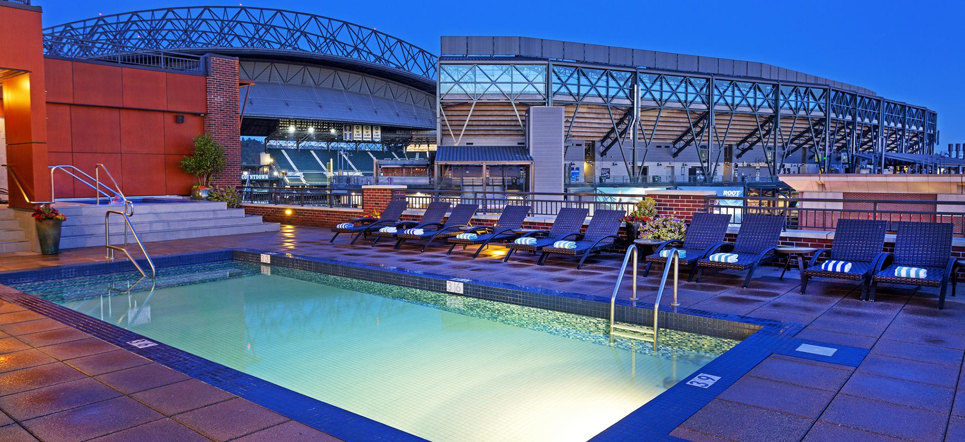 Hotels In Seattle >> Seattle Wa Hotels Silver Cloud Stadium Seattle Wa Hotel