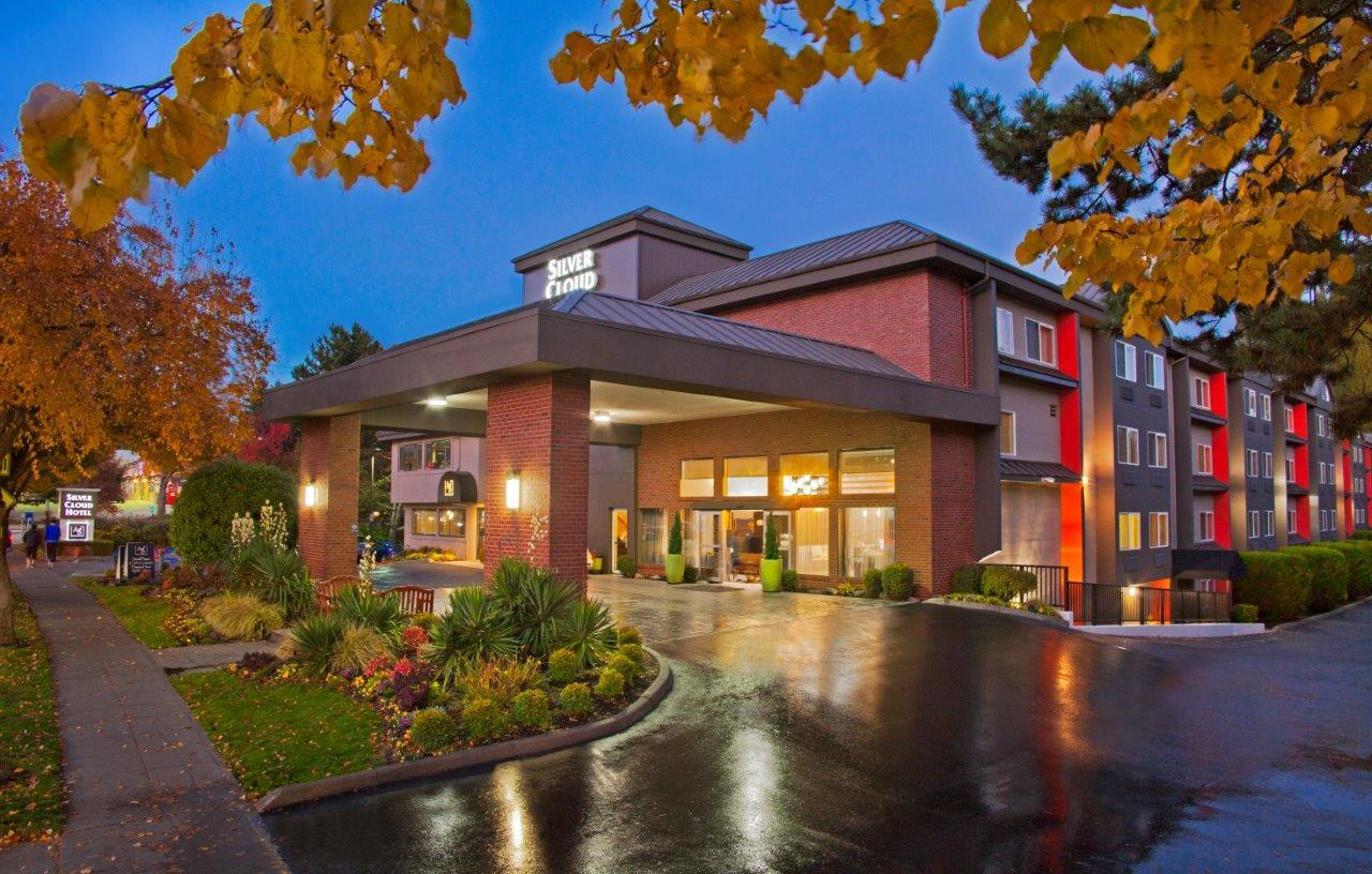 Hotels Near University Of Washington >> University Of Washington Hotels Silver Cloud Hotel Seattle